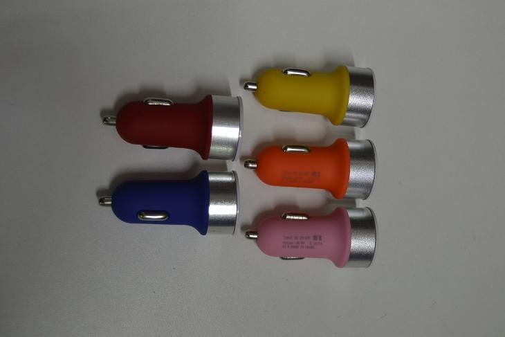 Adapter do autozapalovače - 2x USB, autonabíječka