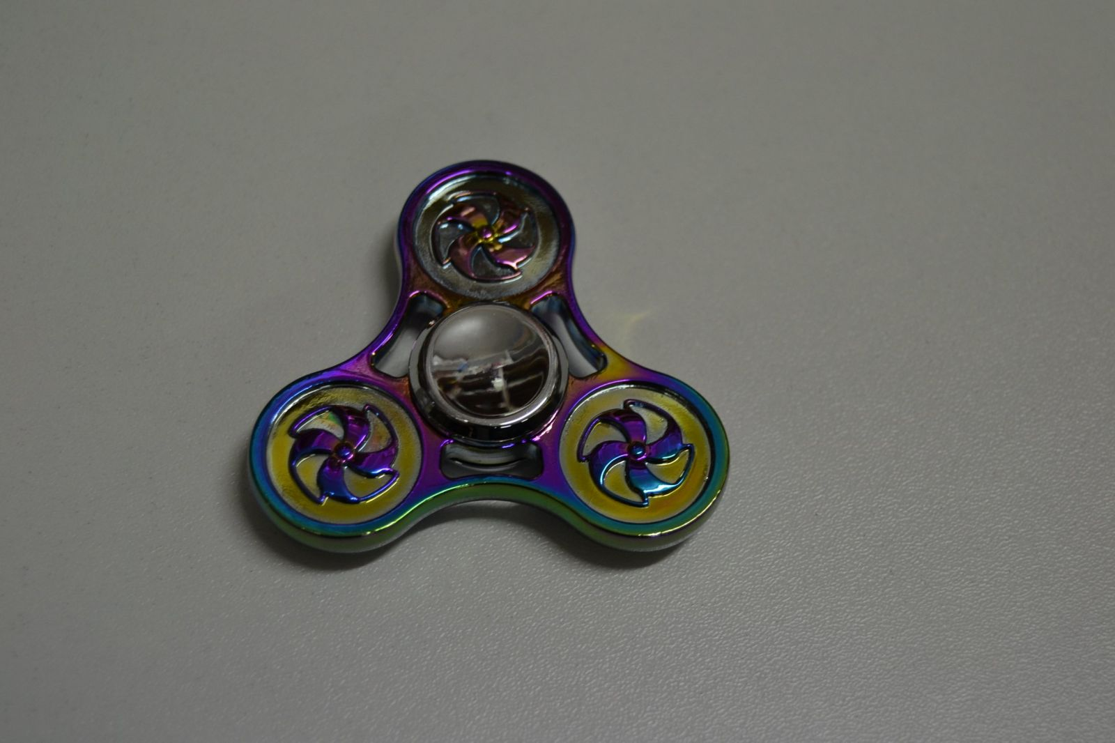 Fidget spinner celokovový č.15