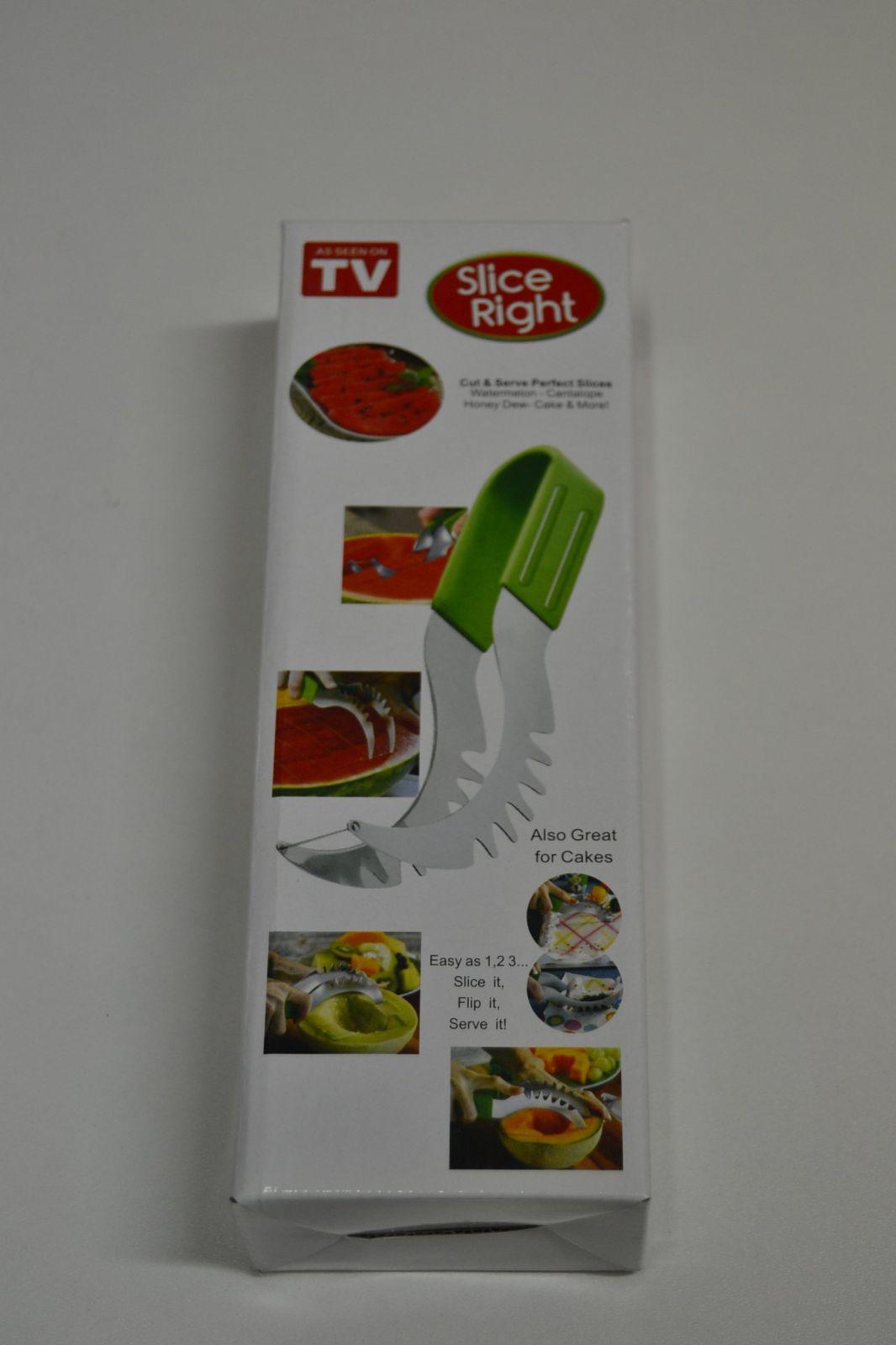 Nůž na meloun Slice right pro snadné krájení
