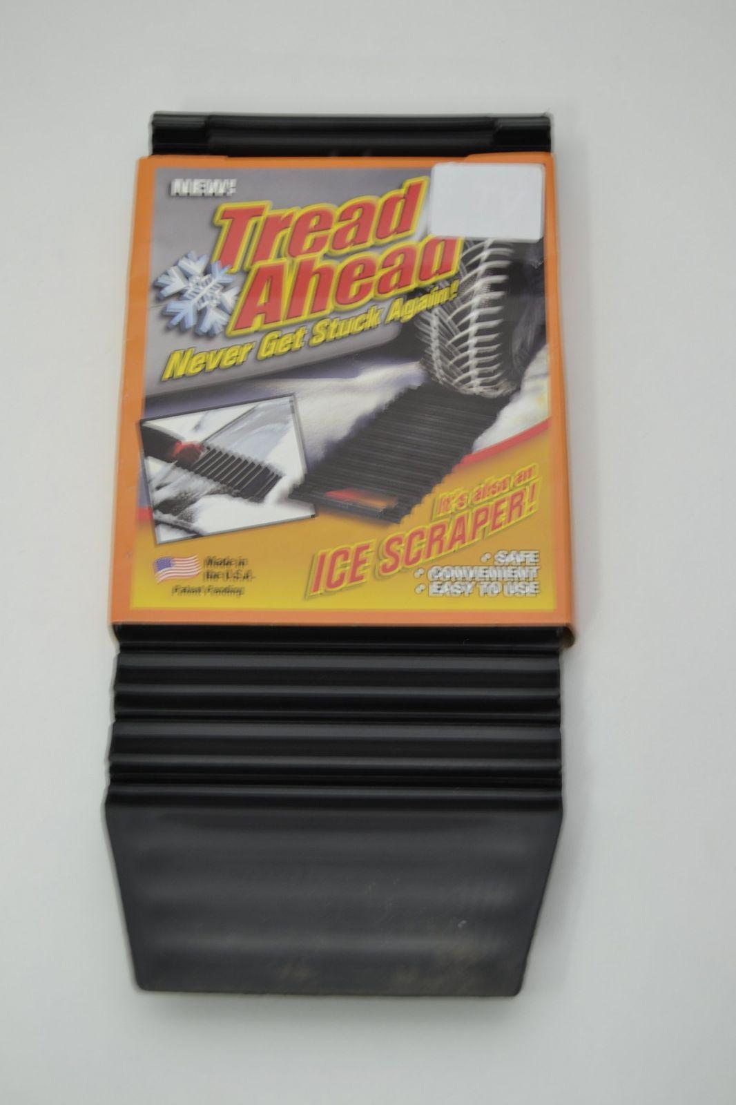 Tread Ahead - nepostradatelná zimní výbava do auta
