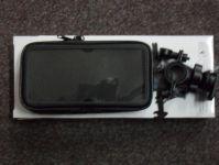 Velký outdoorový držák na telefon na kolo, pouzdro