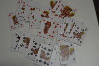 Erotické hrací karty 54ks - kámásútra, sex