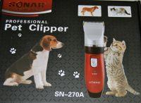 Stříhací strojek na psy - SONAR 270A