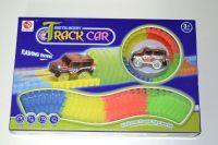 Track Car - svítící autodráha 129 ks