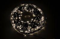 VENKOVNÍ VÁNOČNÍ OSVĚTLENÍ 1000 LED - TEPLE BÍLÉ
