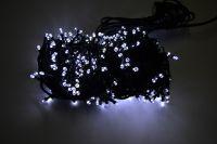 VENKOVNÍ VÁNOČNÍ OSVĚTLENÍ 150 LED - BÍLÉ