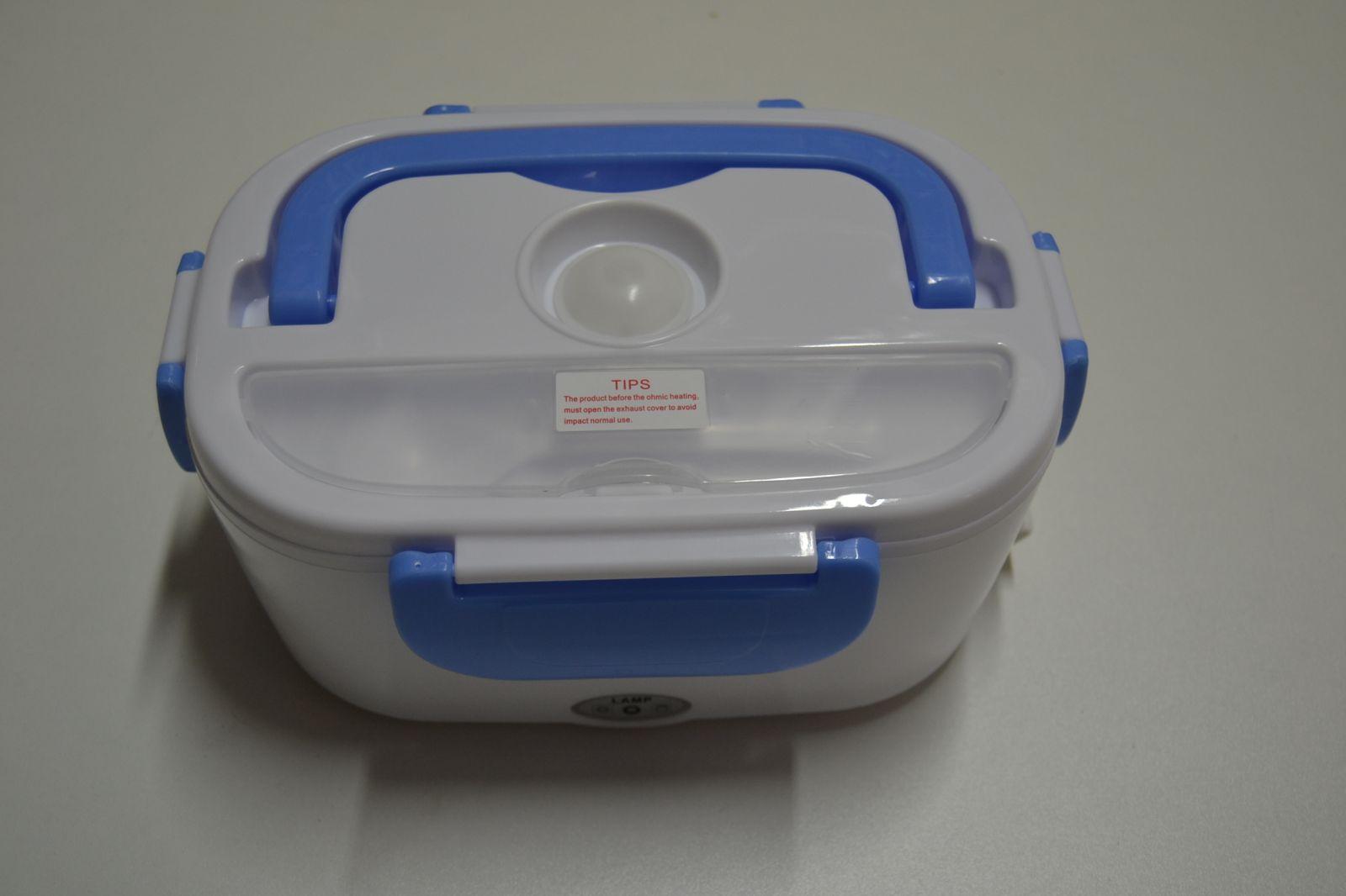 Car heating lunch box 12/230V - ohřívač potravin