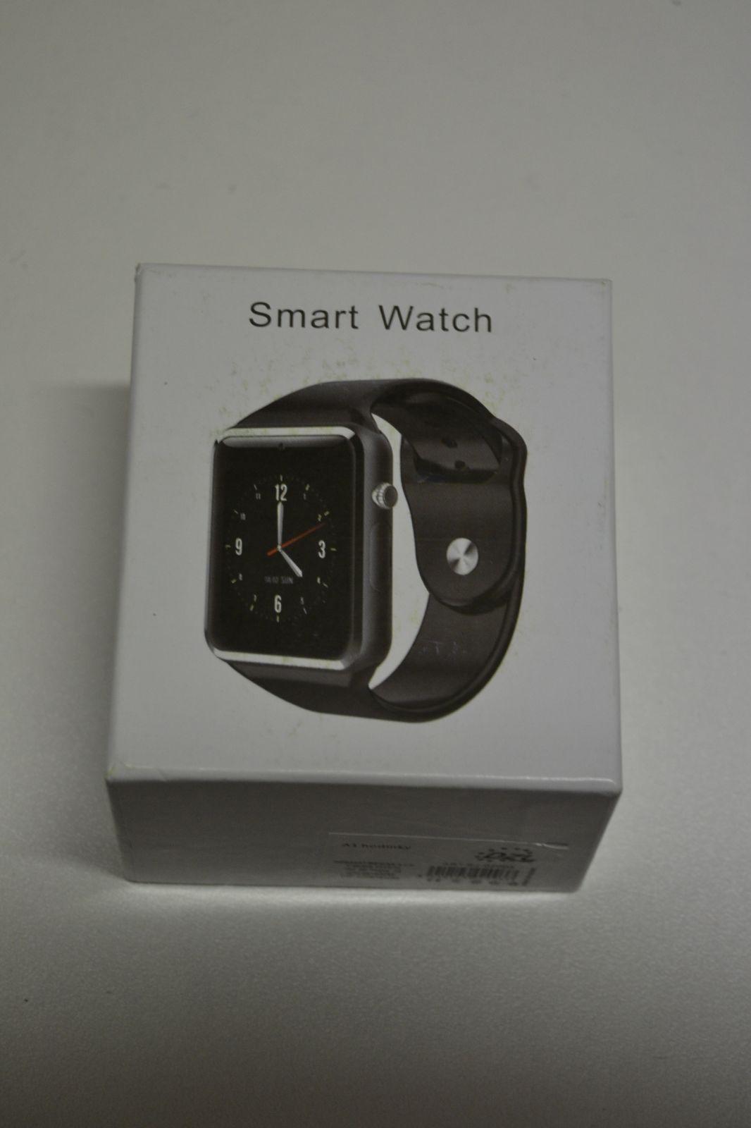 Chytré hodinky - smart watch phone A1