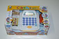 Dětská digitální pokladna se čtečkou, kasa