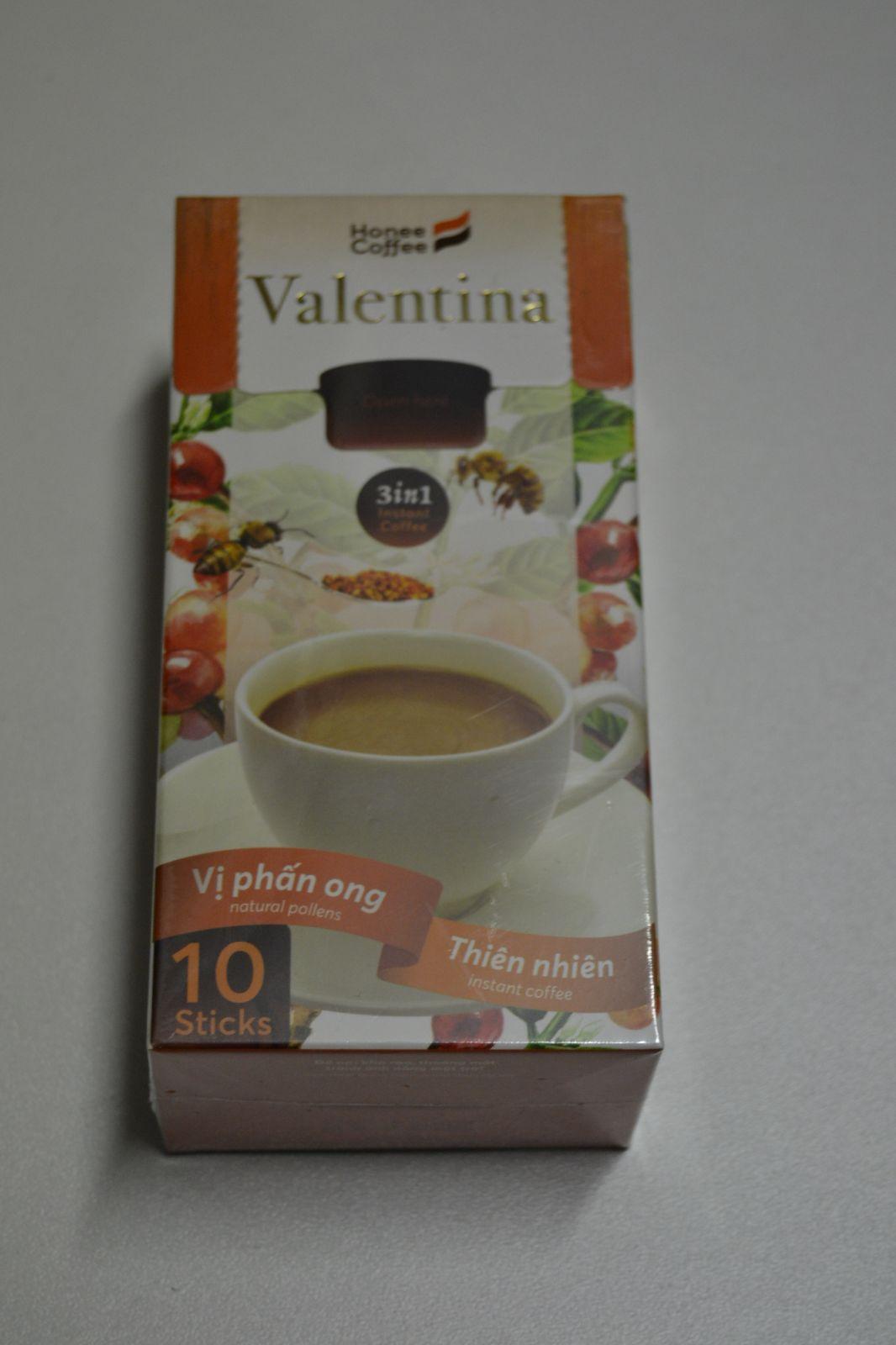 Instantní káva - Valentina 160g - Honee Coffee