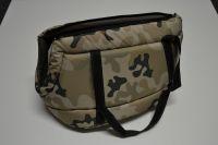 Maskáčová taška na psy a kočky č.3 - 44cm