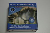 Osvěžovací mlžící sada Mist Cooling Kit - mlhovač - 10m
