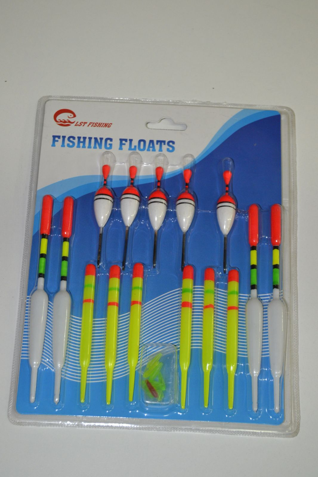 Sada rybářských splávků 15ks, splávek, splávky