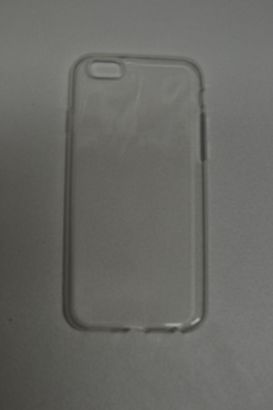 Silikonový kryt na mobilní telefon iPhone 6, pouzdro