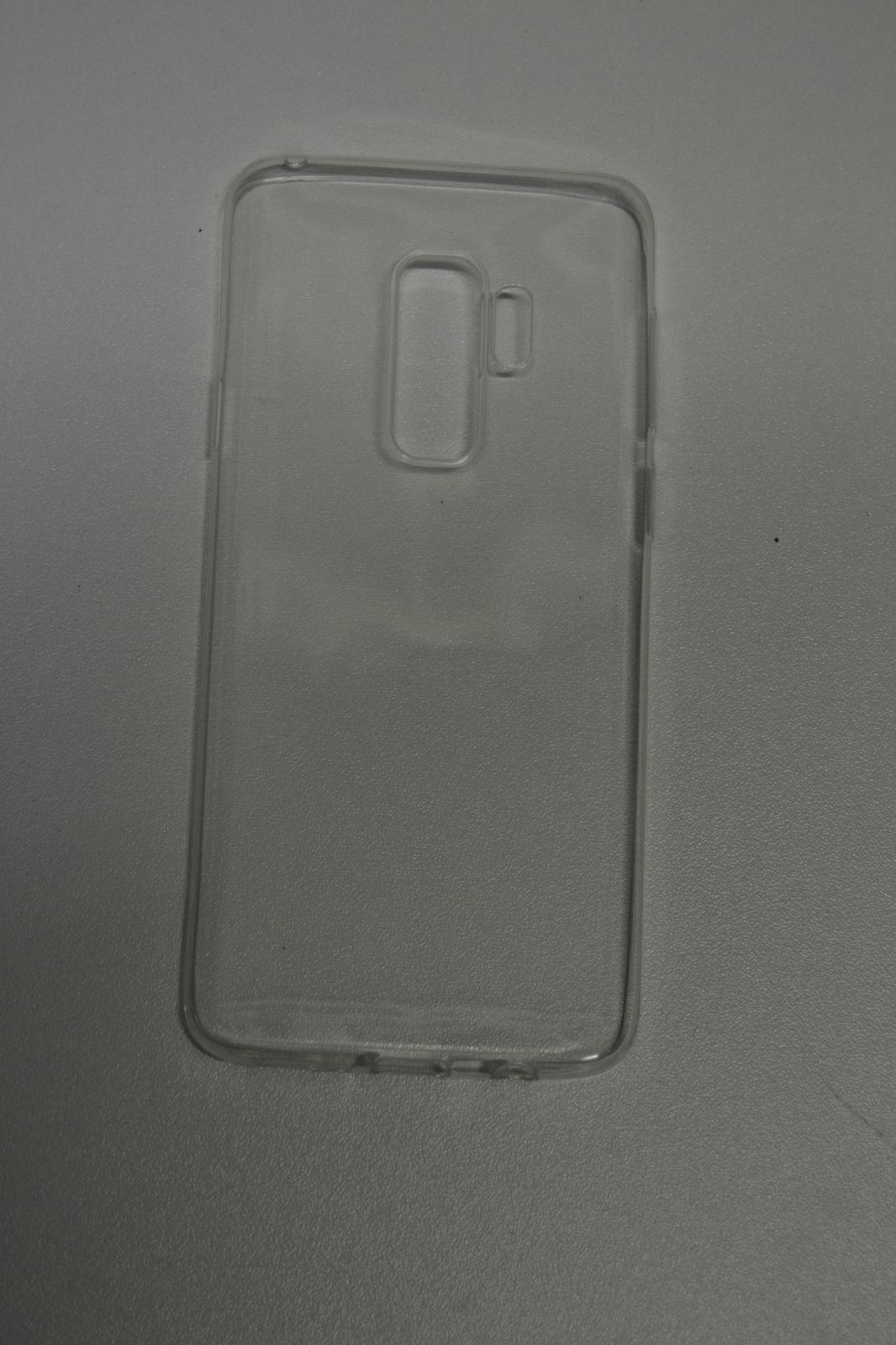 Silikonový kryt na mobilní telefon Samsung Galaxy S9 plus, pouzdro