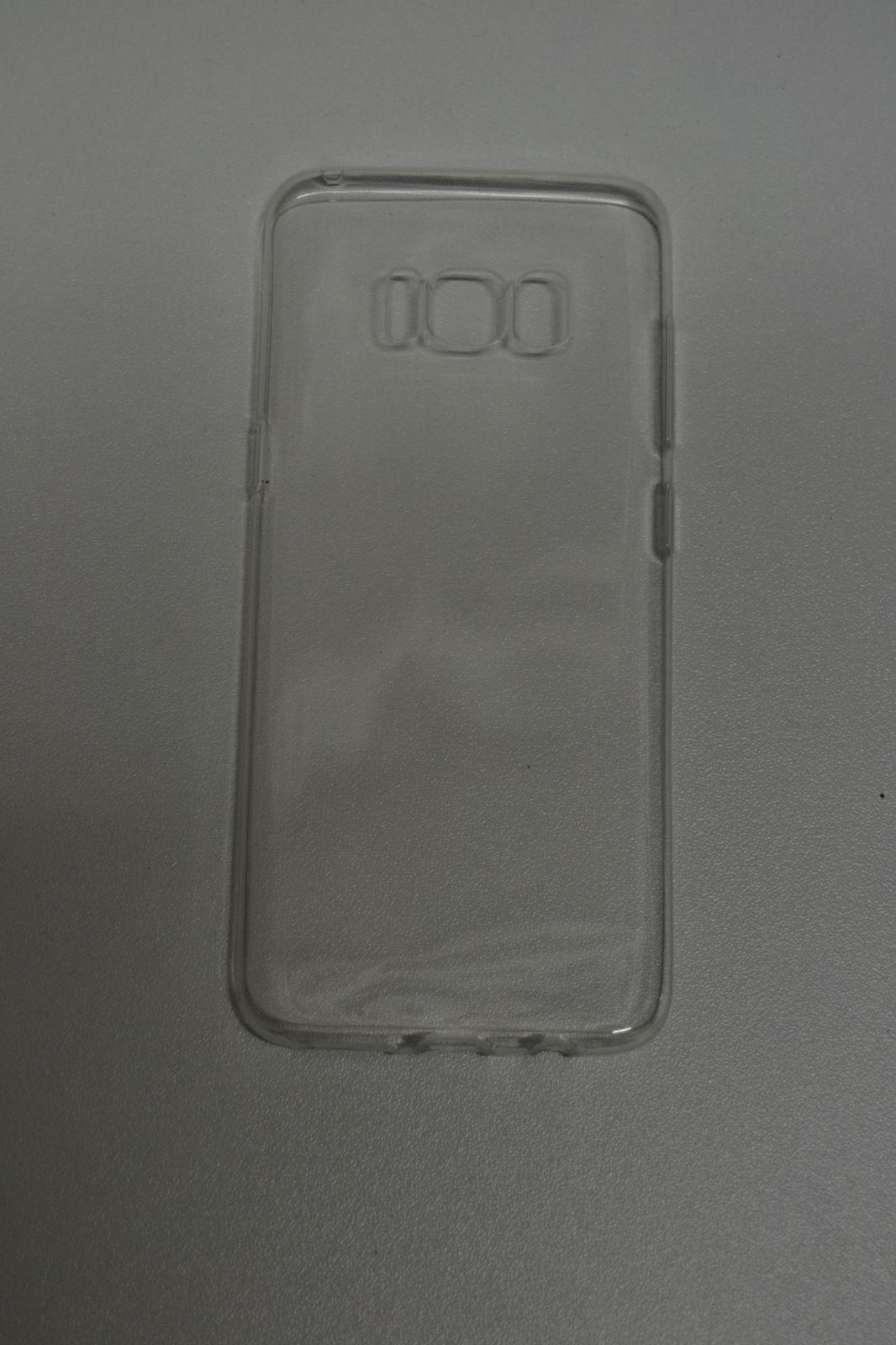 Silikonový kryt na mobilní telefon Samsung Galaxy S8, pouzdro
