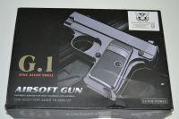 Kovová kuličkovka G1 - BB 6 mm - kuličková pistole
