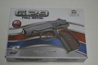 Kovová kuličkovka G29 - BB 6 mm - kuličková pistole