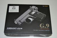 Kovová kuličkovka G9 - BB 6 mm - kuličková pistole