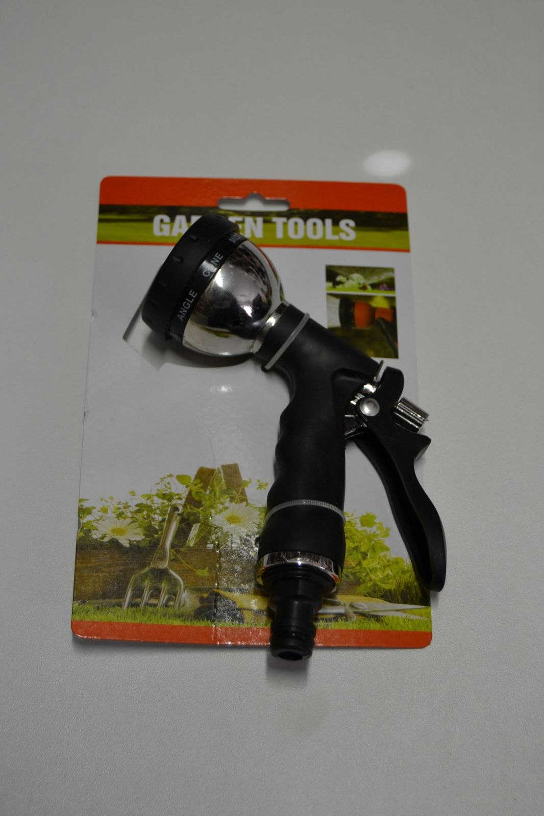 Kovová postřikovací pistole Garden Tools - kropítko