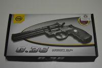 Kuličkovka G36 - BB 6 mm - revolver - kuličková pistole