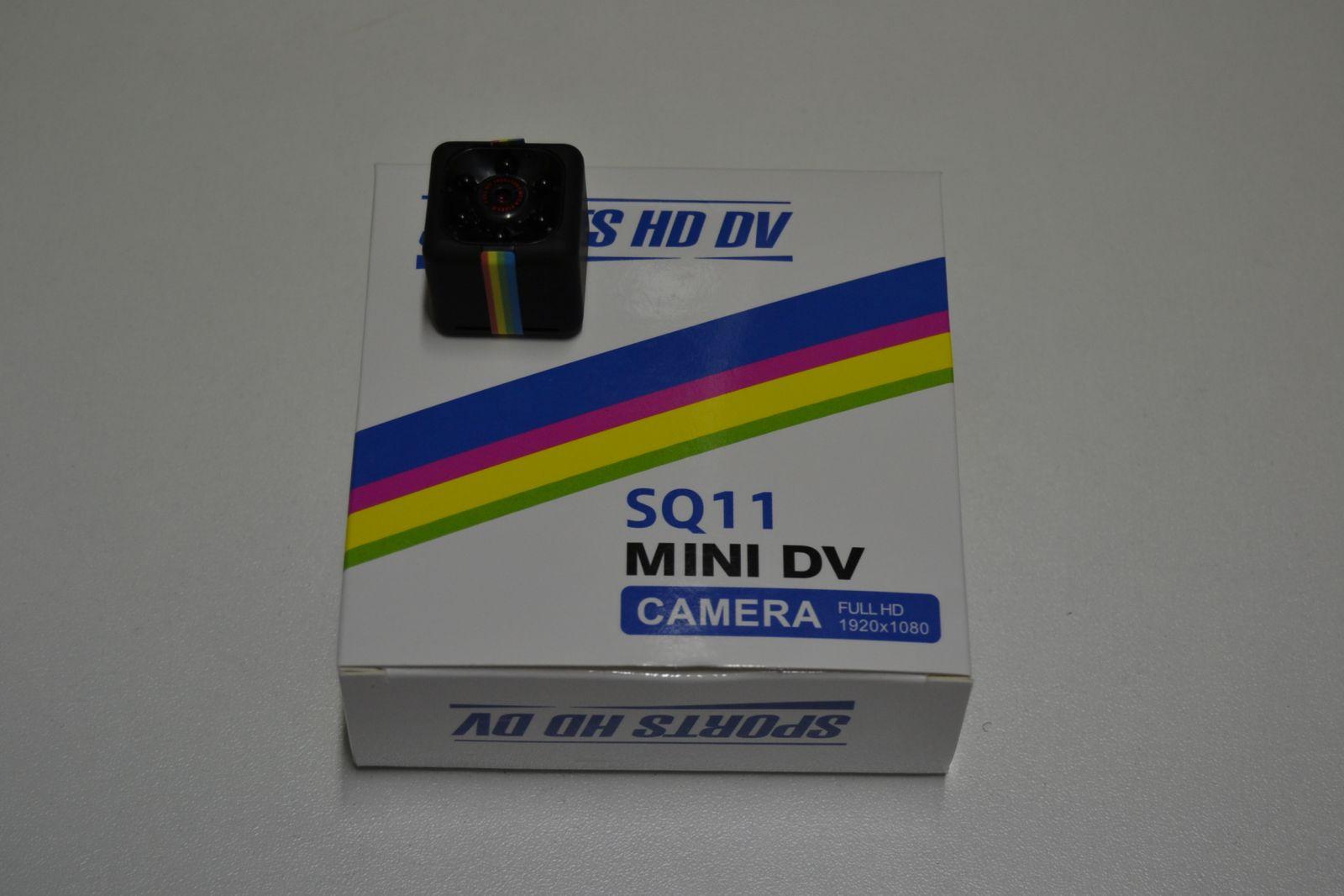 Mini HD DV sports camera, mikrokamera