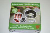 Osvěžovací mlžící sada Mist Cooling Kit - mlhovač - 15m