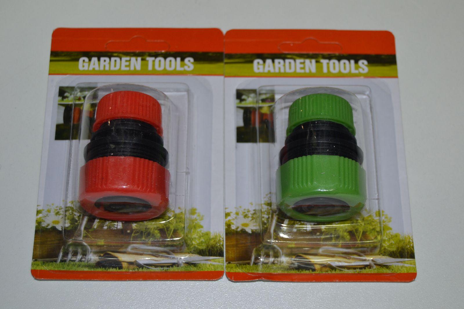 """Redukce na hadici z 1"""" na 1/2"""" - Garden Tools"""