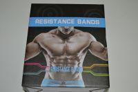 Resistance bands - gymnastické zátěžové gumy