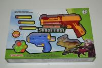 2ks pistole na molitanové náboje a na kuličky