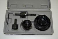 Sada 11 ks vykružovací pilky na dřevo 19 - 64 mm