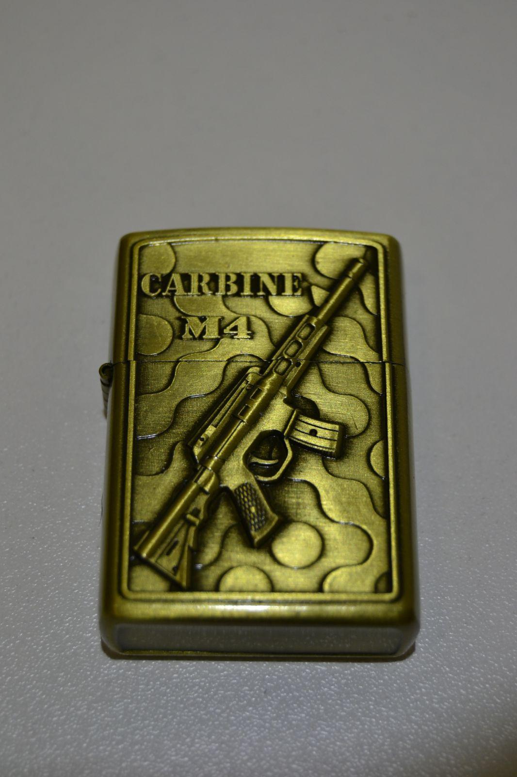 Benzínový zapalovač č. 81 - carabine m4