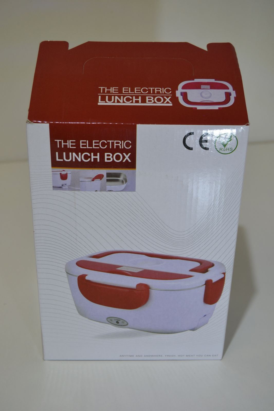 Car heating lunch box 12V - ohřívač potravin