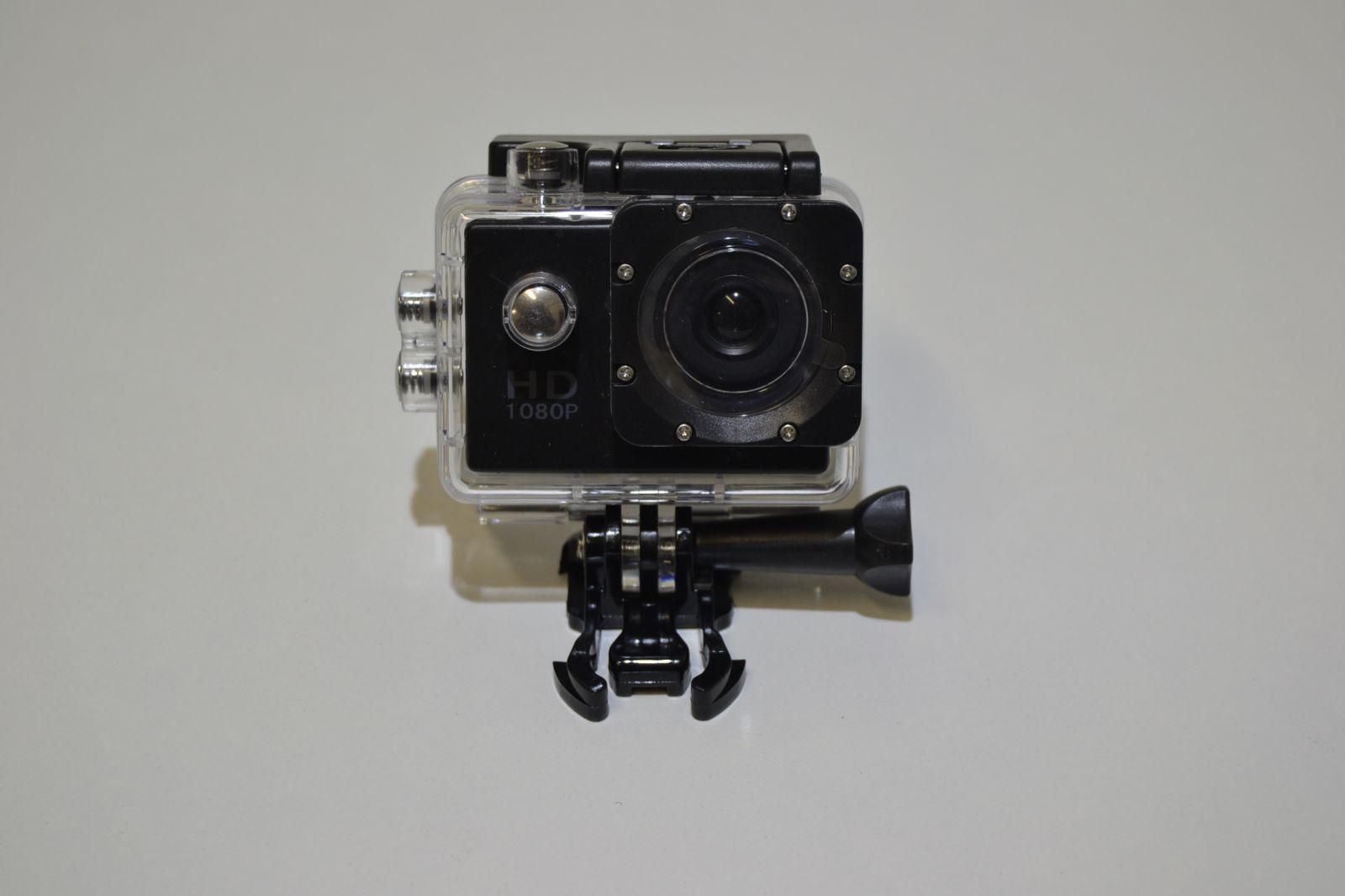 Sportovní kamera FULL HD 1080P + příslušenství