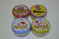 Rodinná hra Dobble - spot it - alphabet
