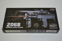 Plastová kuličkovka 206B, kuličková pistole, BB air sport gun