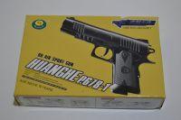 Plastová kuličkovka P678-1, kuličková pistole, BB air sport gun