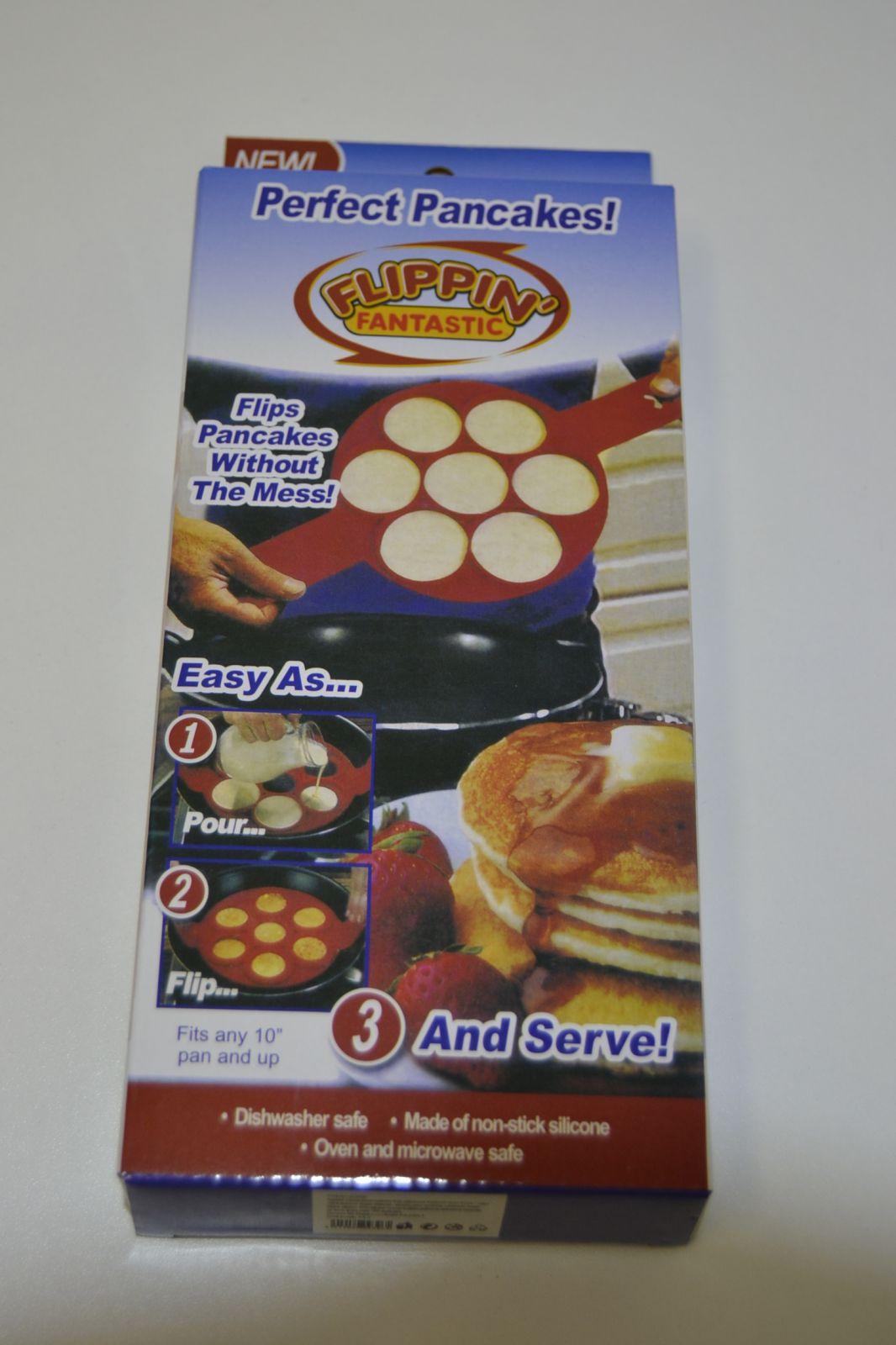 Silikonový lívanečník - perfect pancakes