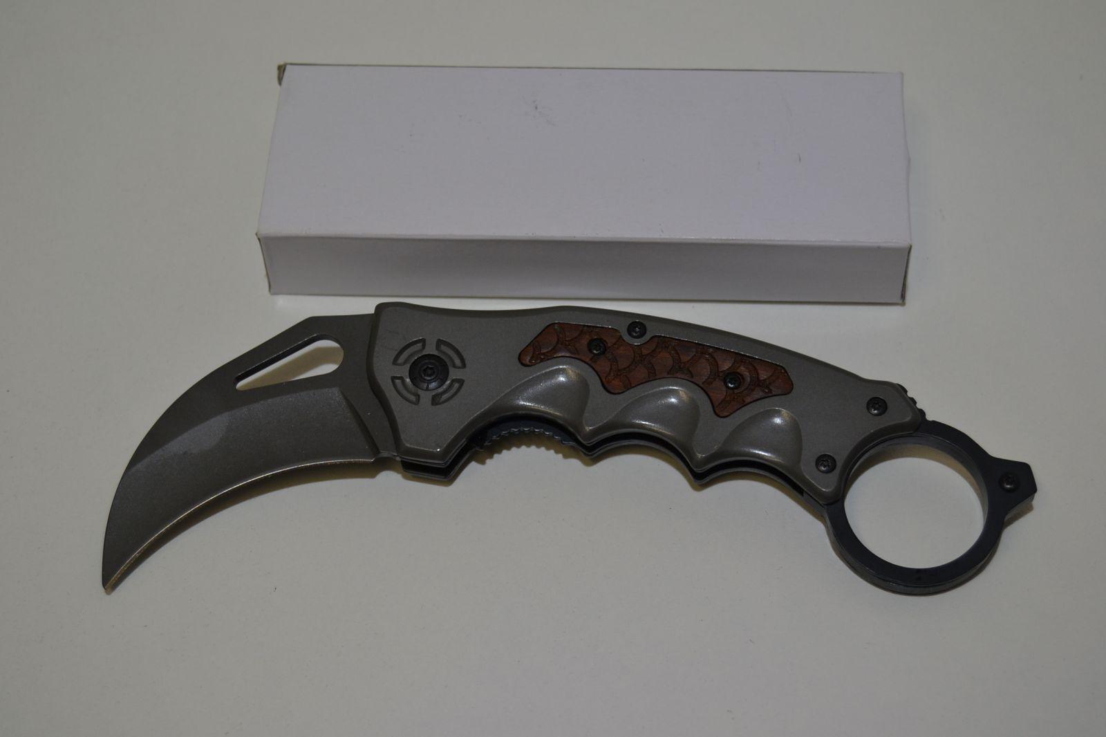 Zavírací nůž - karambit cold steel