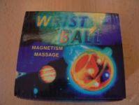 POWER BALL - GYRO WRIST BALL, POSILOVAČ SVALŮ