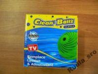 CLEAN BALLZ, PRACÍ KOULE - ECOGENIE - ZELENÁ NEW