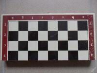 DŘEVĚNÉ ŠACHY - 21 x 21cm - STOLNÍ HRA