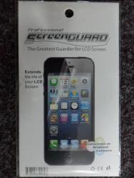 OCHRANNÁ FOLIE NA iPhone 5