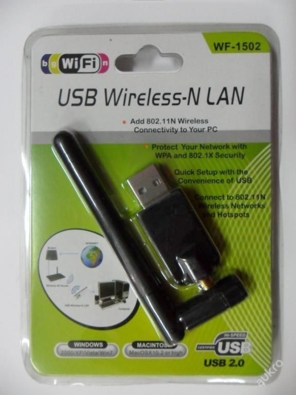 PŘENOSNÝ Wi Fi MODUL DO USB