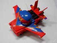 AUTO NA VYSÍLAČKU - PLANES - MATER HAWK - 21CM
