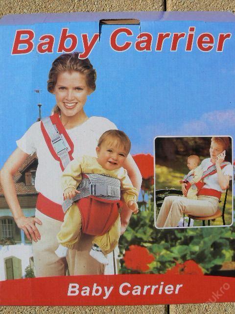 KLOKANKA, NOSÍTKO - BABY CARRIER LUX