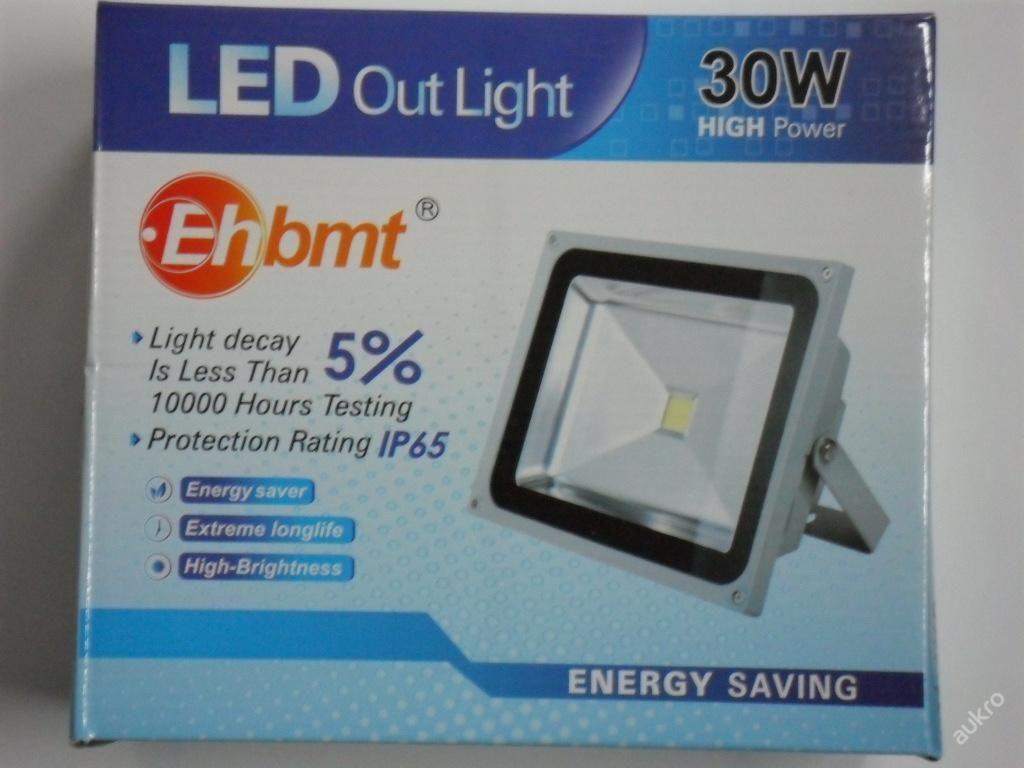 LED HALOGEN - 30W - ÚSPORA ENERGIE
