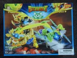 STAVEBNICE 4752 DRAGON, SNAKE - PASUJE NA LEGO