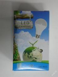 LED ŽÁROVKA 5W E 27 BÍLÁ - LIGHTING