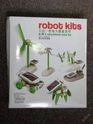 SOLÁRNÍ ROBOT 6v1 2011 - ROBOT KITS - STAVEBNICE